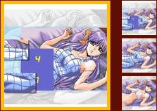 Yuki a hentai ribanc